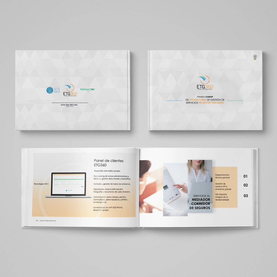 Dosier Servicios periciales profesionales ETG 360